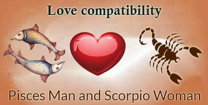 Love Compatibility Pisces Man and Scorpio Woman