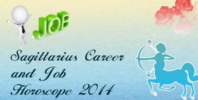 Sagittarius Career Horoscope 2014