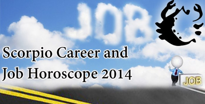 Scorpio Career Horoscope 2014