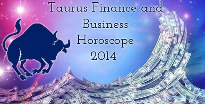 Taurus Financial Horoscope 2014