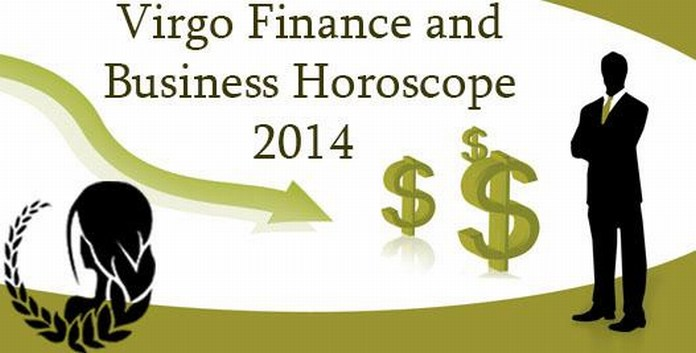 Virgo Finance Horoscope 2014