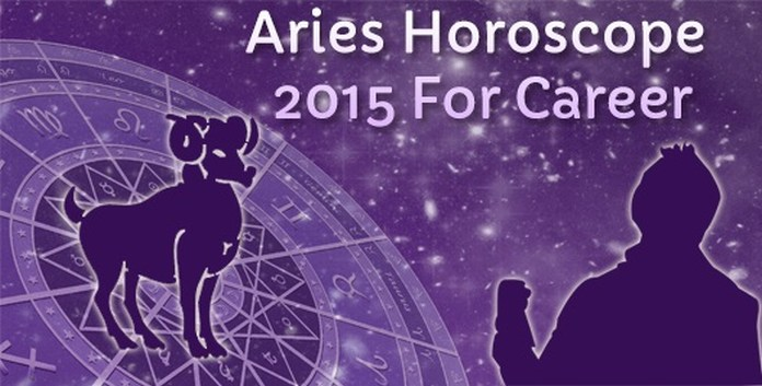 Aries Career Horoscope 2015