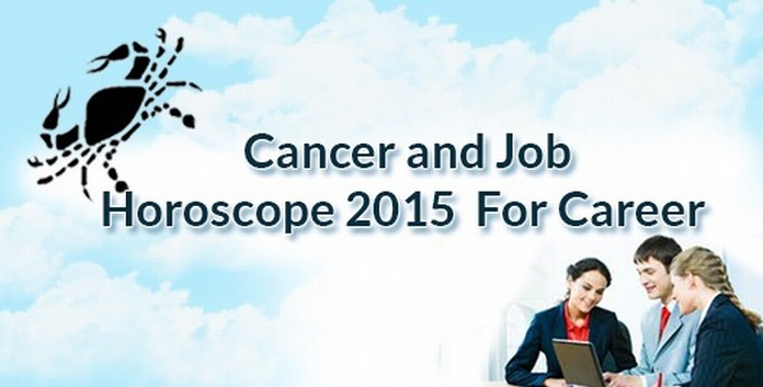 Cancer Career Horoscope 2015