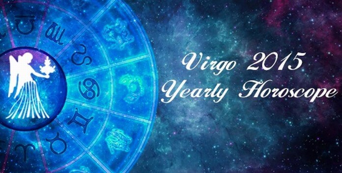 2015 Yearly Horoscope for Virgo