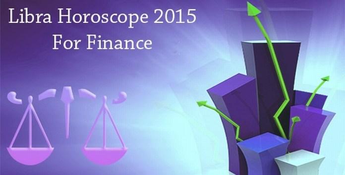 Libra Horoscope 2015 for Finance