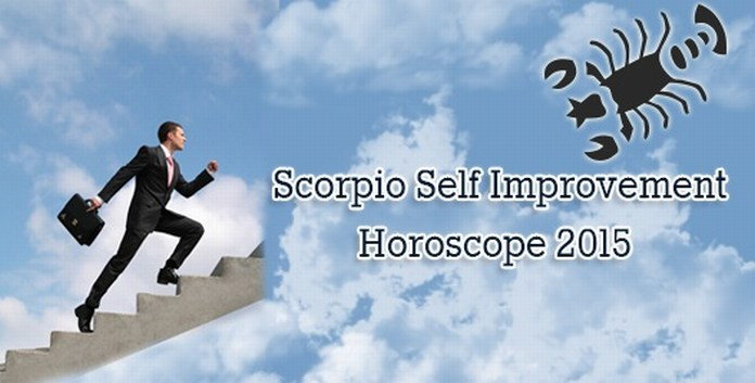 scorpio Self Improvement Horoscope