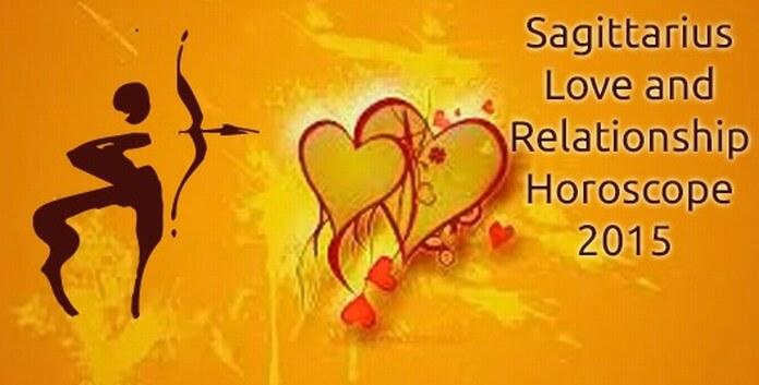2015 Sagittarius Love Horoscope