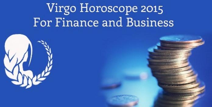 Virgo Finance Horoscope 2015