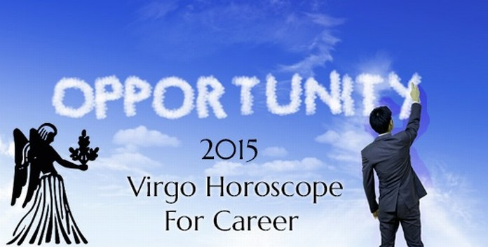 Virgo Career Horoscope 2015