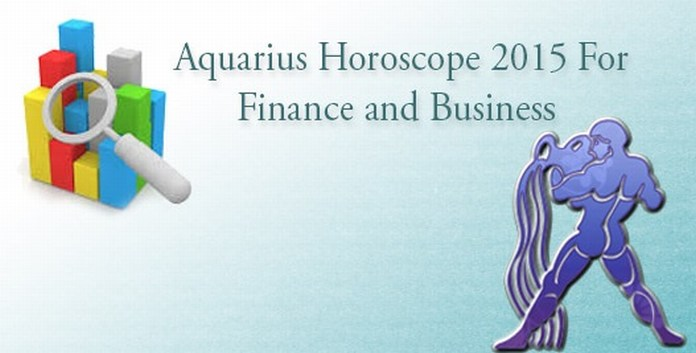 Aquarius Horoscope 2015 For Finance