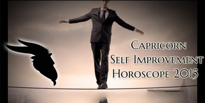 2015 Capricorn Self Improvement Horoscope