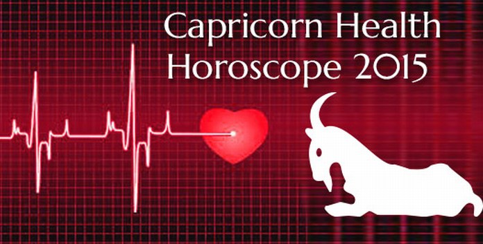 2015 Capricorn Health Horoscope