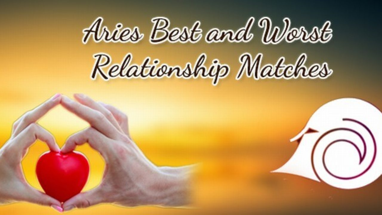 Aries Best and Worst Relationship Matches - Ask My Oracle