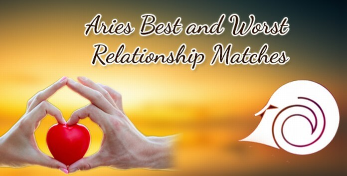 Aries Best and Worst Relationship Matches