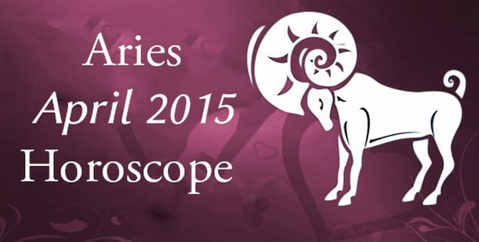 April 2015 Aries Horoscope