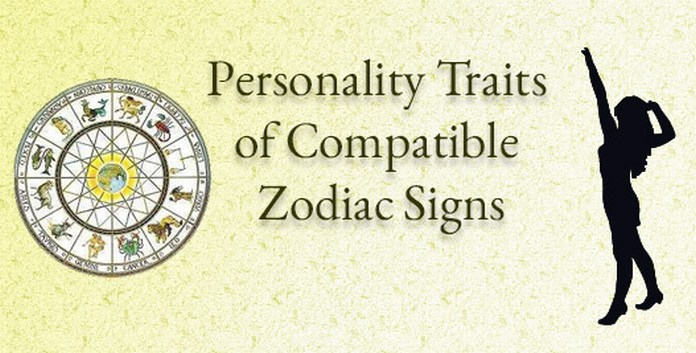 Personality Characteristics of Compatible Sun Signs