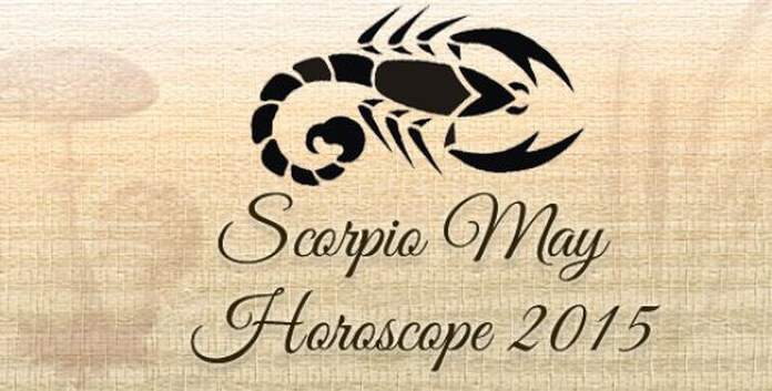 May 2015 Scorpio Horoscope