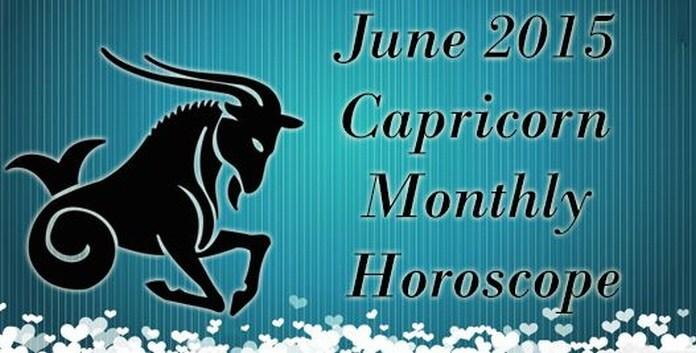 June 2015 Capricorn Monthly Horoscope