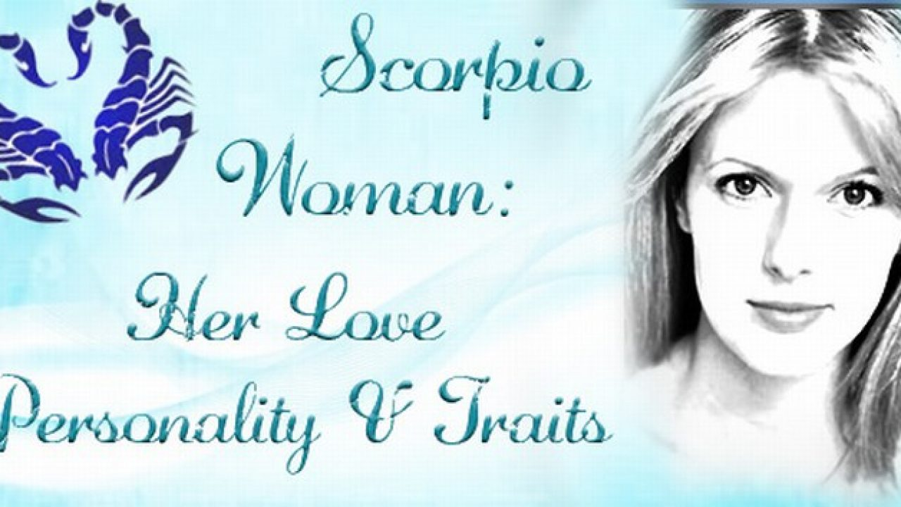 Traits of a woman