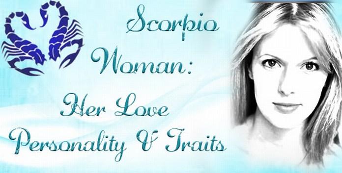 Scorpio Woman In Love Personality Traits