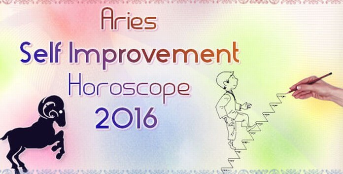 Aries Self Improvement Horoscope 2016