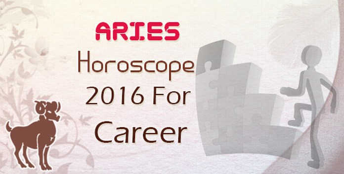 Aries Career Horoscope 2016