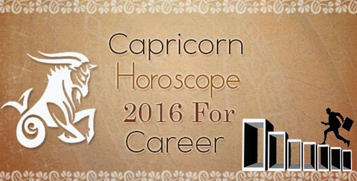 Capricorn Horoscope 2016 For Career
