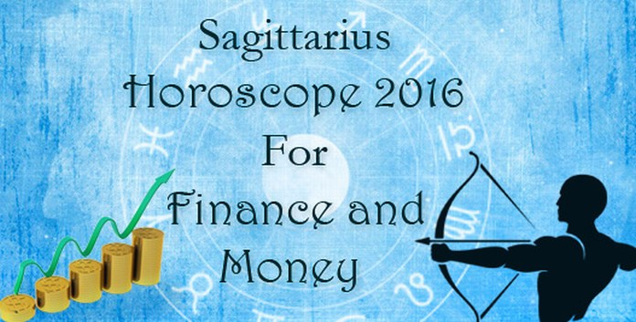 Sagittarius Finance Horoscope 2016