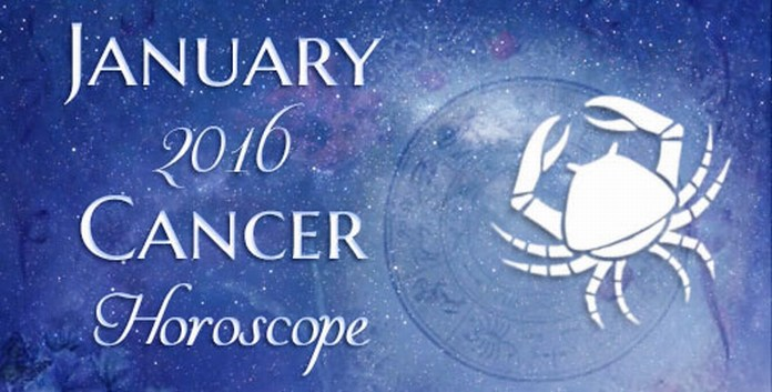 Cancer Monthly January 2016 Horoscope