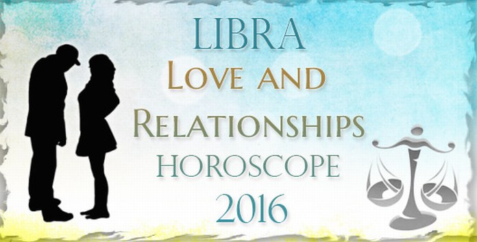 Libra Love Horoscope 2016