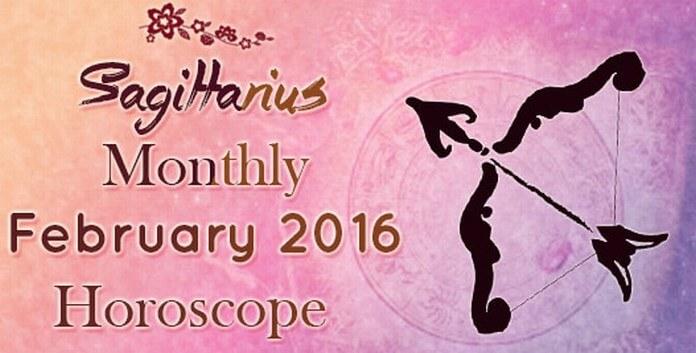 Sagittarius February 2016 Horoscope