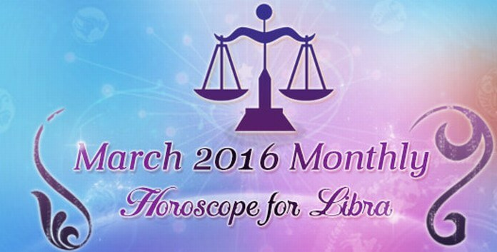 Horoscope Libra March 2016