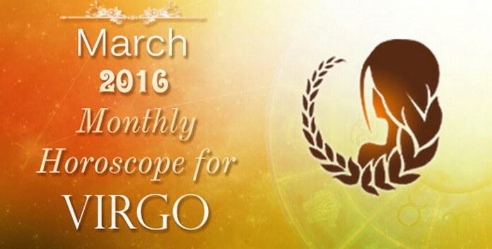 Virgo March 2016 Horoscope