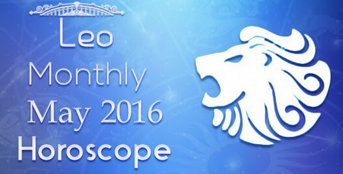 May 2016 Monthly Leo Horoscope