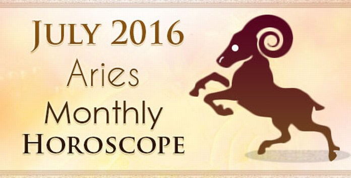 July 2016 Aries Monthly Horoscope