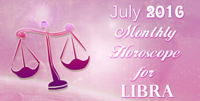 July Monthly Libra Horoscope