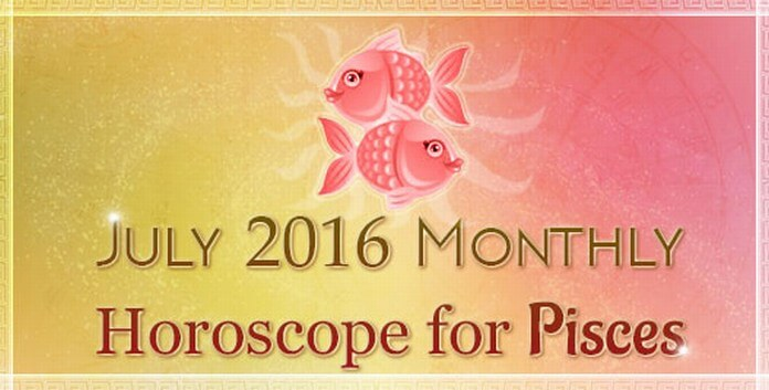Pisces July Horoscope 2016