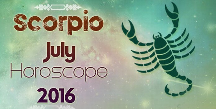 Scorpio July Horoscope 2016