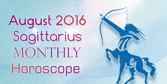 Sagittarius August Monthly Astrology Horoscope 2016