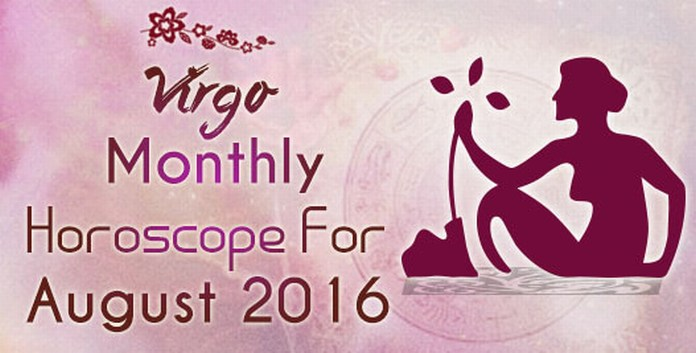 Virgo August Astrology Horoscope 2016