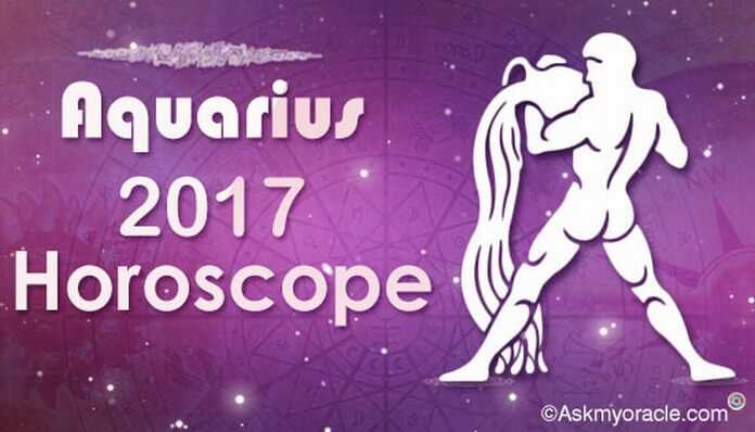 Aquarius 2017 Yearly Horoscope