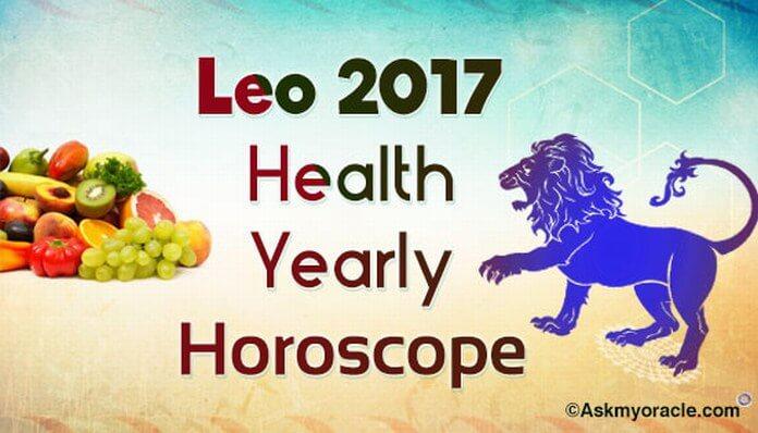 Leo 2017 Health and Fitness Horoscope