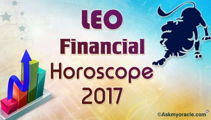 Leo Financial Horoscope 2017