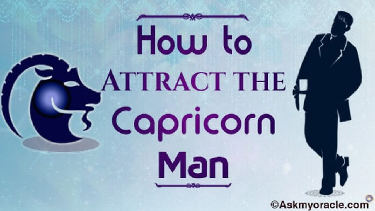 Subtle signs a capricorn man likes you