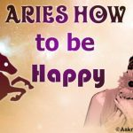 Aries How to be Happy