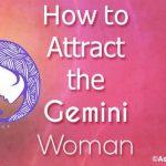 Gemini Woman Attracted
