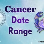 Cancer Date Range