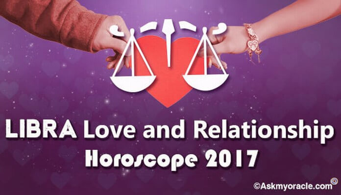 Libra Love Horoscope 2017