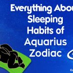Sleeping Habits Aquarius Zodiac