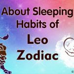 Leo sleeping habits